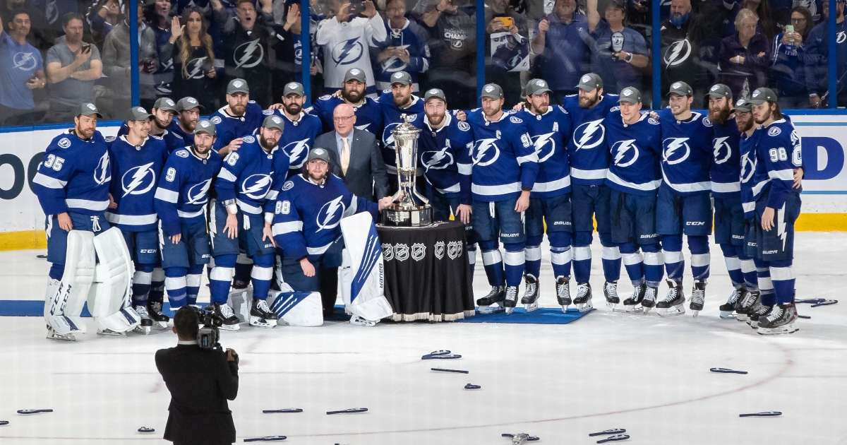 Stanley Cup Final 2021 Time Channel How to Watch Lighting vs Canadiens