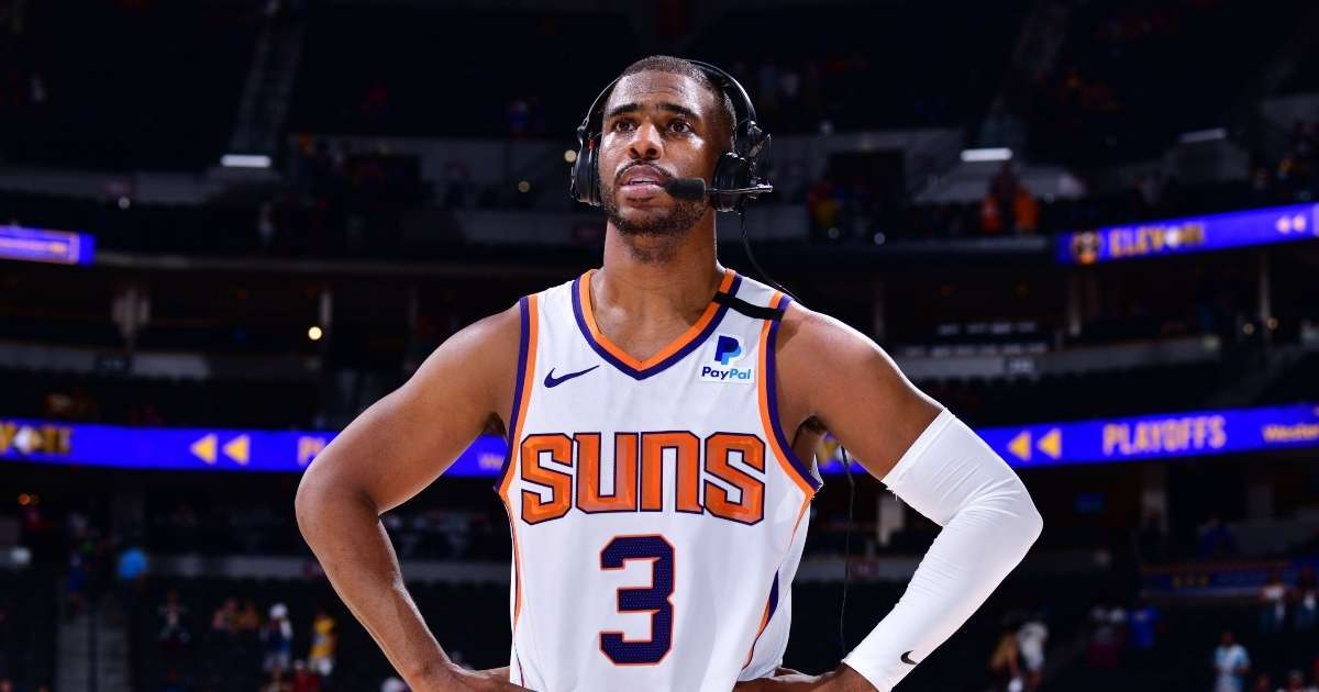 Suns' Chris Paul out indefinitely entering NBA health and safety protocol