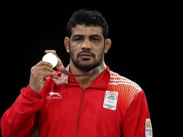 Sushil Kumar Arrested in Connection to Murder