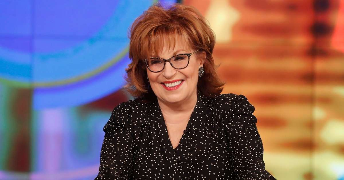 The View Joy Behar cracks inappropriate joke Carl Nassib NFL first openly gay active player