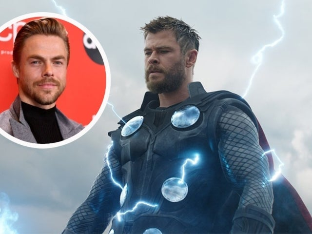 Derek Hough Reveals Chris Hemsworth Almost Lost 'Thor' Role Due to 'Dancing With the Stars' (Exclusive)