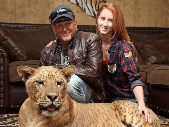 'Tiger King': Jeff Lowe Arrested for DUI Alongside Wife Lauren