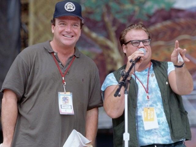'Roseanne' Alum Reveals Tragic Connection to Chris Farley