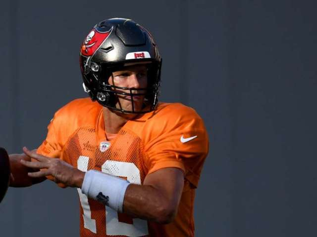Tom Brady Could Have Interesting New Role at Buccaneers Minicamp
