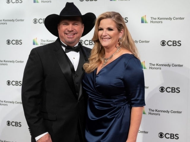 Are Trisha Yearwood and Garth Brooks Eyeing Ellen's Spot With Talk Show Hosting Tease?