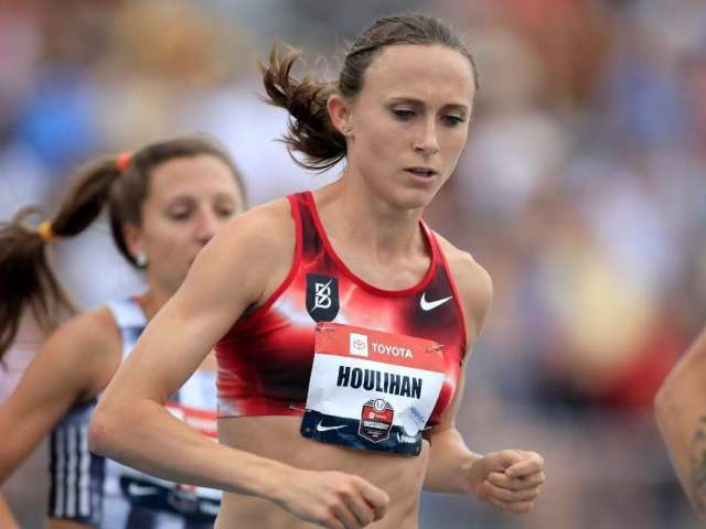 US Olympic Runner Receives 4-Year Ban for Positive Steroid Test, Blames Burrito