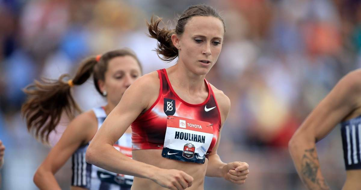 US Olympic runner receives 4-year ban positive steroids test blames burrito