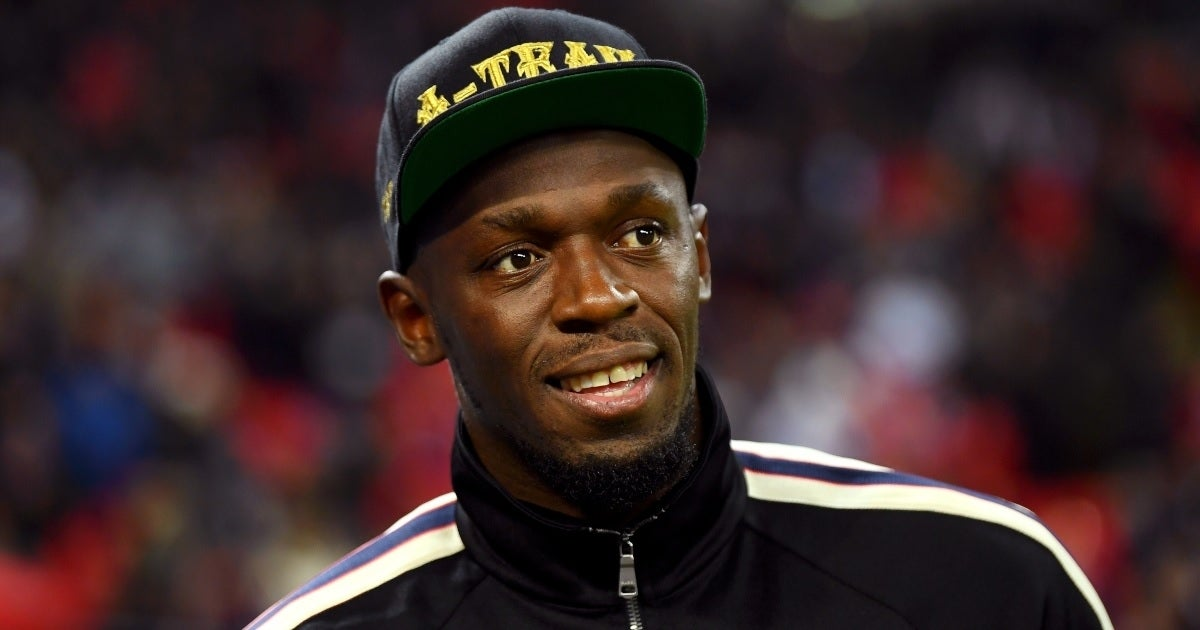 usain bolt getty images