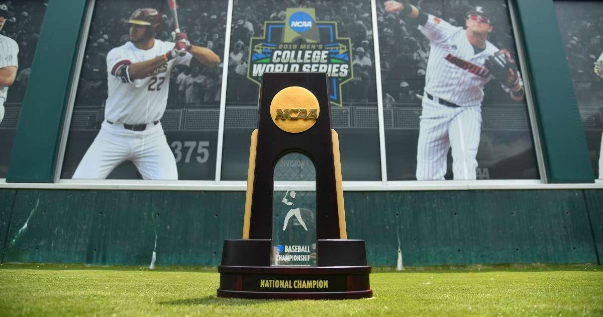 Vanderbilt Stanford college World Series games end wild pitch walk off