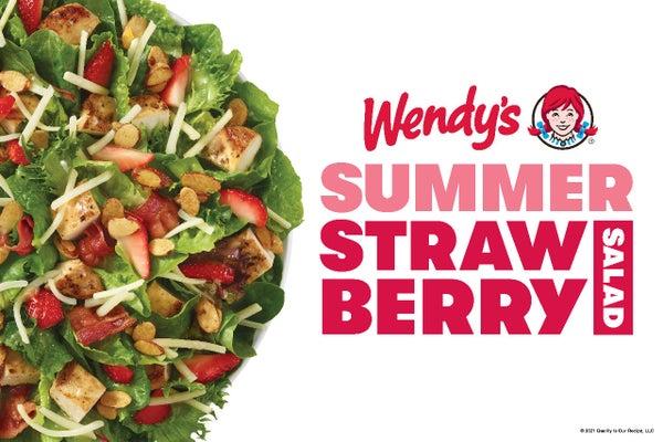 wendys-summer-strawberry-chicken-salad