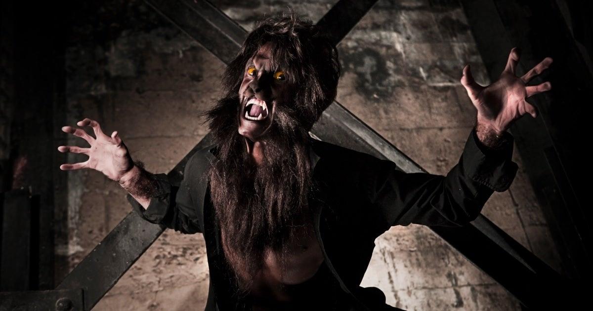 werewolf getty images