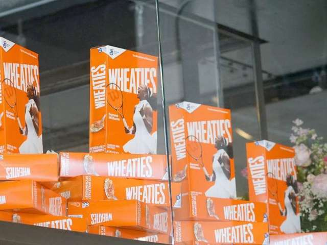 Wheaties Announces Cover Athlete for 100th Anniversary