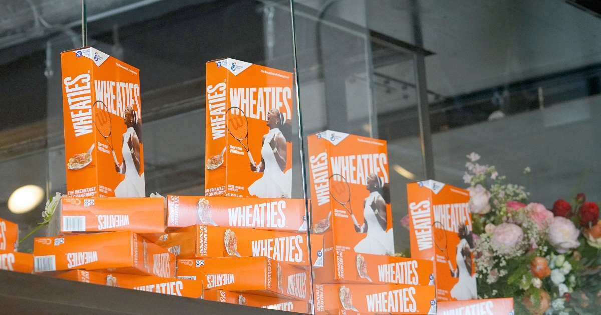 Wheaties announces cover athlete 100th anniversary