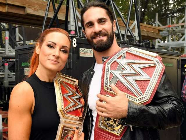 WWE Confirms Marriage of Seth Rollins and Becky Lynch