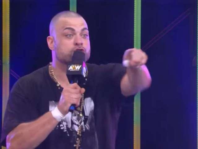 WWE Legend Lays Into AEW's Eddie Kingston Over Controversial Promo