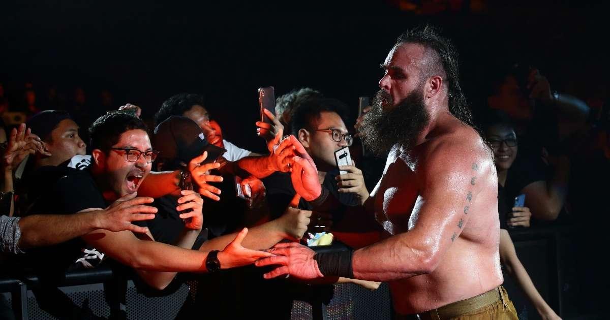 WWE shocked over top Superstar releases