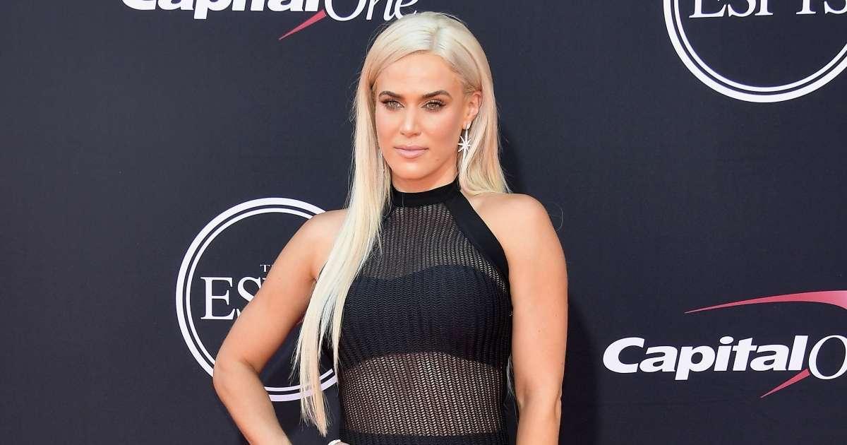 WWE star Lana breaks silence release classy fashion