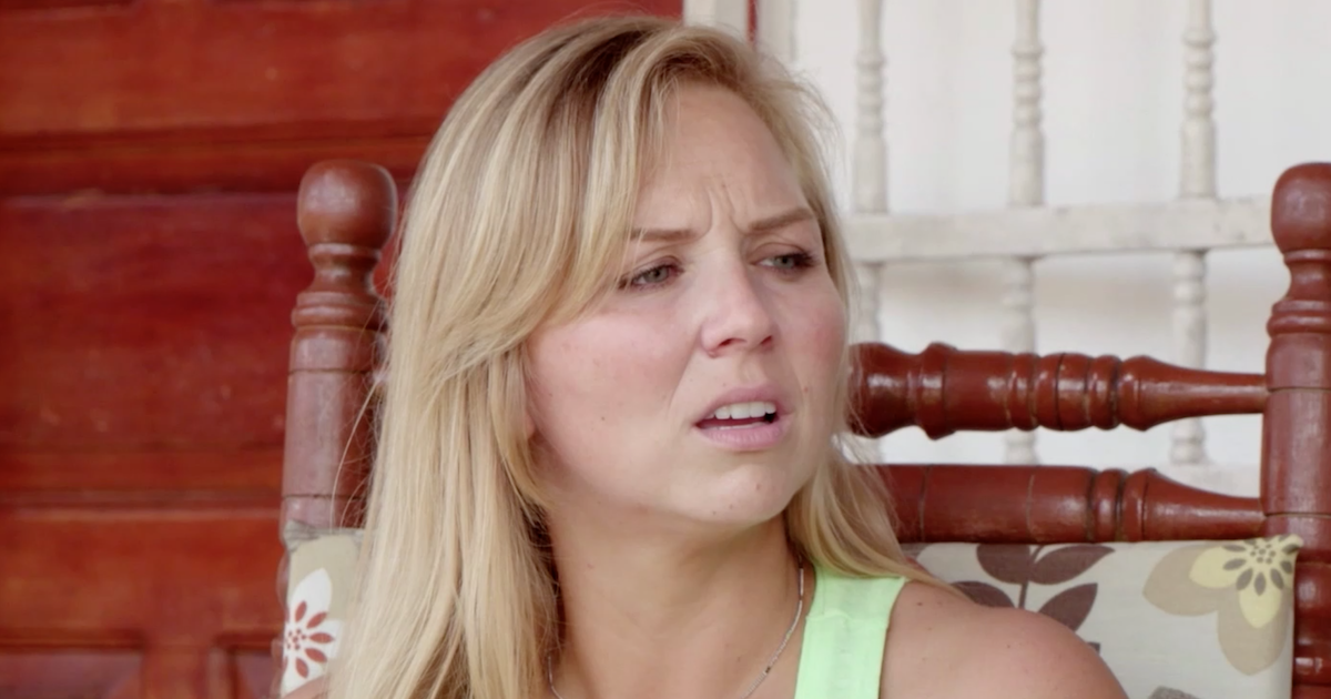 '90 Day Fiance' Spinoff 'Love in Paradise: The Caribbean' Exclusive: Daniel Admits Lie Amber
