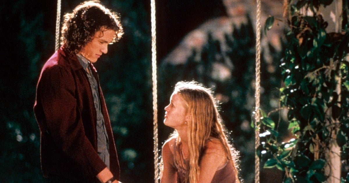 10 things i hate about you getty images julia stiles health ledger