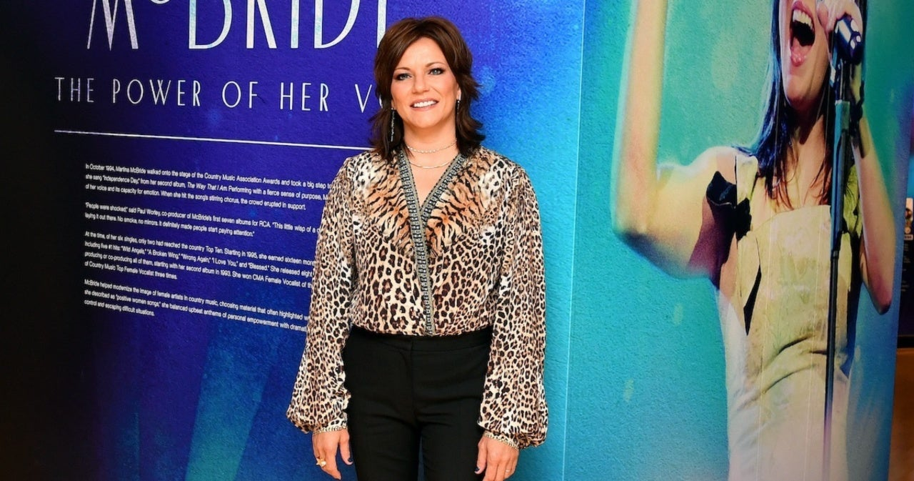 Martina McBride 'Beyond Thrilled' as Country Music Hall of Fame Exhibit Opens After Pandemic Delay.jpg