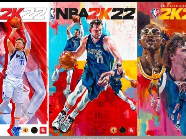 2K Announces Cover Athletes, Release Date for 'NBA 2K22'