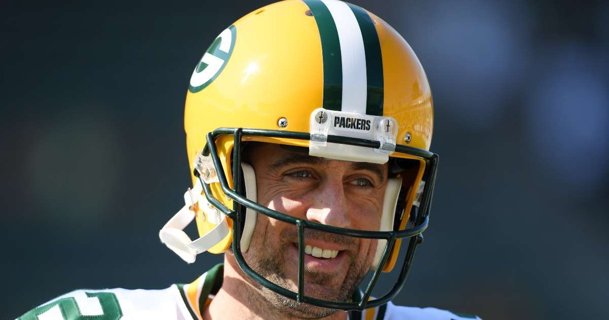 Aaron Rodgers tout connu Battle Packers