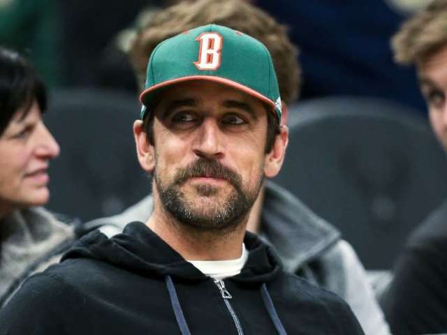 Aaron Rodgers to Get NBA Championship Ring After Bucks Win NBA Finals