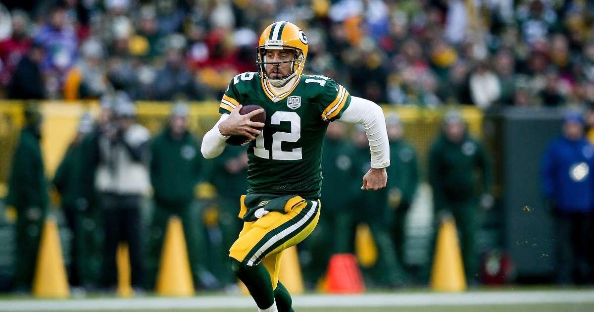 Aaron Rodgers Les initiés de la NFL partagent une mise à jour importante sur le camp d'entraînement du quart-arrière des Packers