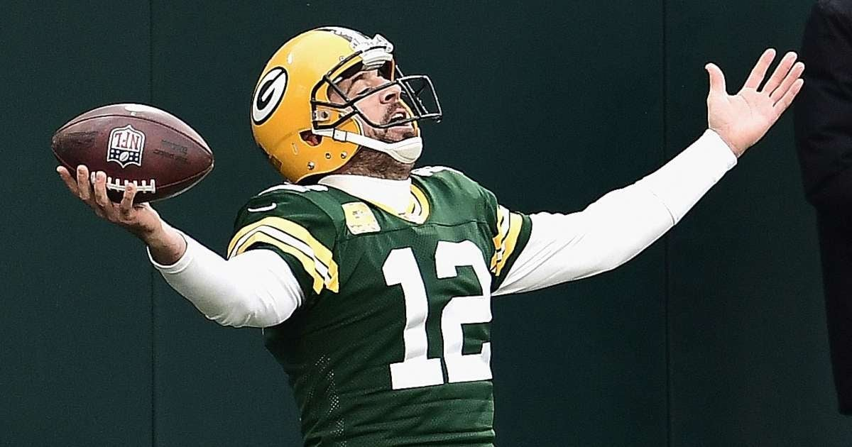 Aaron Rodgers Packers want trade quarterback
