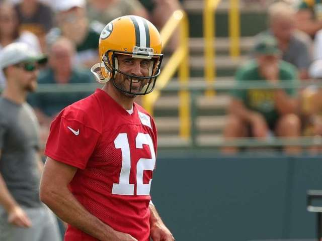 Aaron Rodgers Reveals If He Considered Retiring From NFL Amid Ordeal With Packers