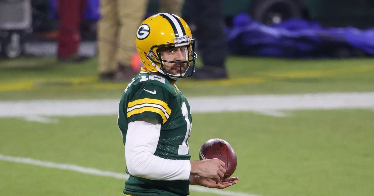 Aaron Rodgers revealed what he worked on this summer Packers drama
