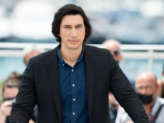 Adam Driver Lighting up a Cigarette During Standing Ovation at Cannes Draws out Social Media