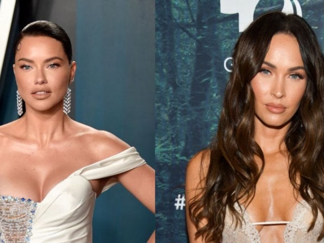 Megan Fox Offers to Take Adriana Lima on a Date in Flirty Exchange