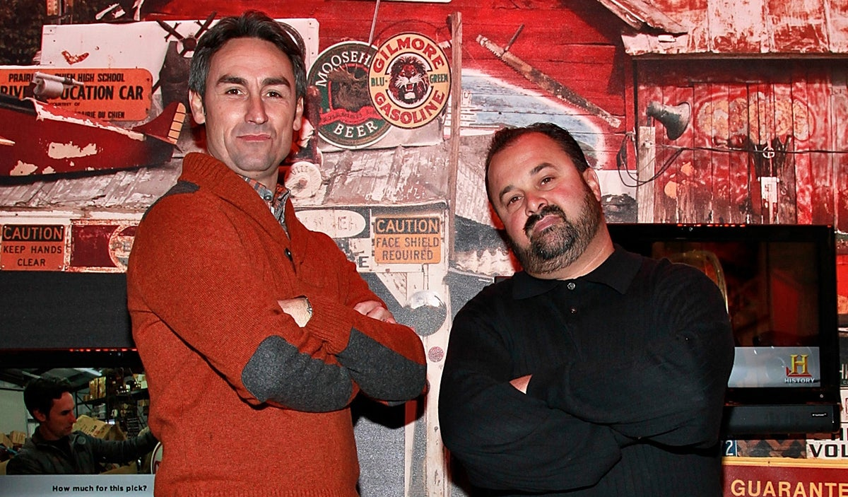 What happened to frank in american pickers