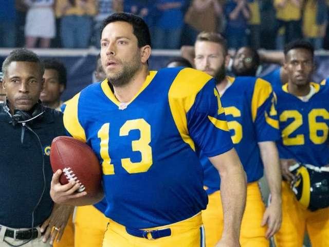 'American Underdog': See Zachary Levi as Kurt Warner in New Biopic