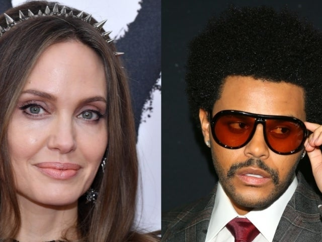 Angelina Jolie and The Weeknd Spark Romance Rumors During Dinner Outing