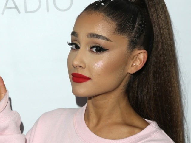 Ariana Grande Ditches Her Signature Long Ponytail for a New Bob