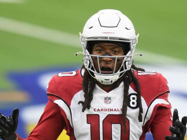 Arizona Cardinals' DeAndre Hopkins Questions Future After Learning NFL's New COVID-19 Policy