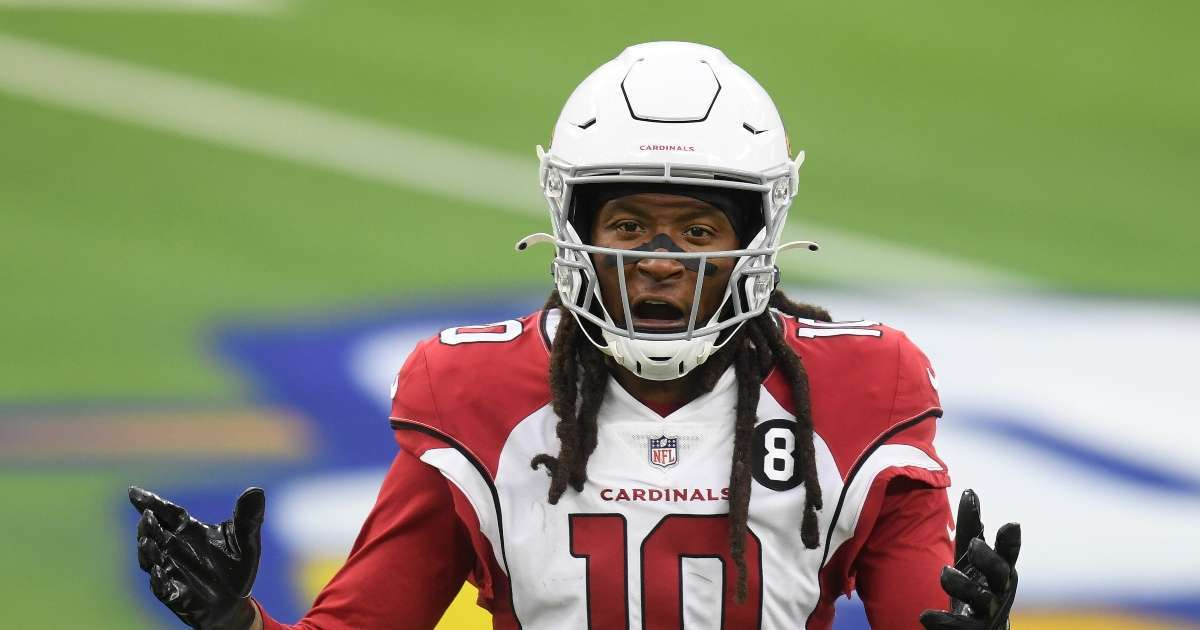 Arizona Cardinals DeAndre Hopkins questions future after learning NFL's new COVID-19 policy