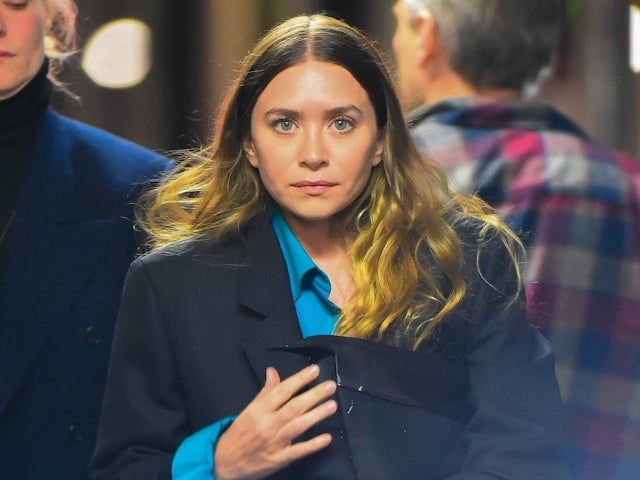 Ashley Olsen Hikes With Attitude and a Machete in Rare Photo Shared by Boyfriend Louis Eisner
