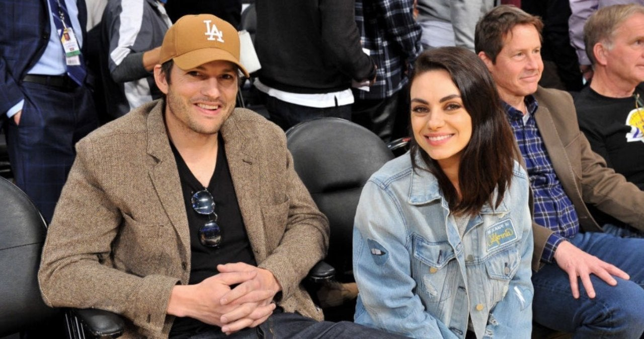 Mila Kunis and Ashton Kutcher Say They Only Bathe Their Kids When 'You Can See the Dirt on Them'.jpg