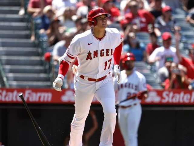 Baseball Fans Debate if Los Angeles Angels Star Is the Next Babe Ruth
