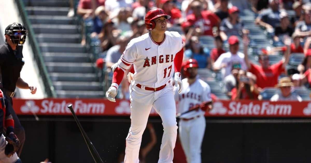 Baseball fans debate Los Angeles Angeles Shohei Ohtani next Babe Ruth