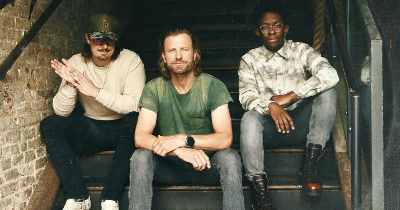 Dierks Bentley Recruits HARDY and Breland for 'Beers on Me'.jpg