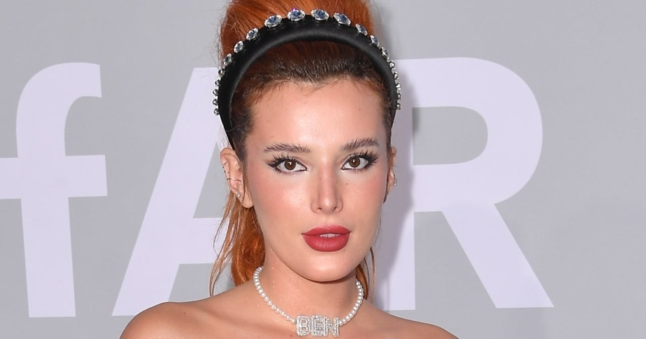 Bella Thorne Pregnancy Rumors Spread After Cannes Red Carpet Pose Photos.jpg