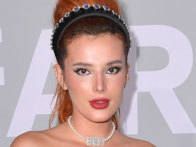 Bella Thorne Pregnancy Rumors Spread After Cannes Red Carpet Pose Photos