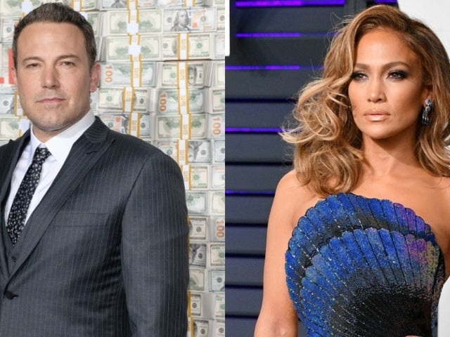 Jennifer Lopez and Ben Affleck Go Semi-Instagram Official at Leah Remini's Birthday Party
