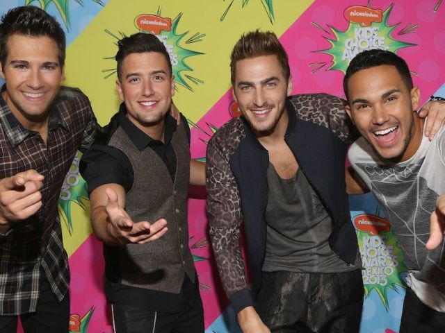Big Time Rush Surprise Nickelodeon Fans With Reunion Performances News