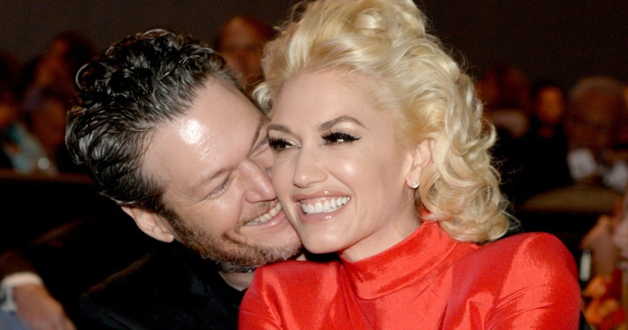 Gwen Stefani Says Her Wedding to Blake Shelton Was 'One of the Greatest Days' of Her Life.jpg