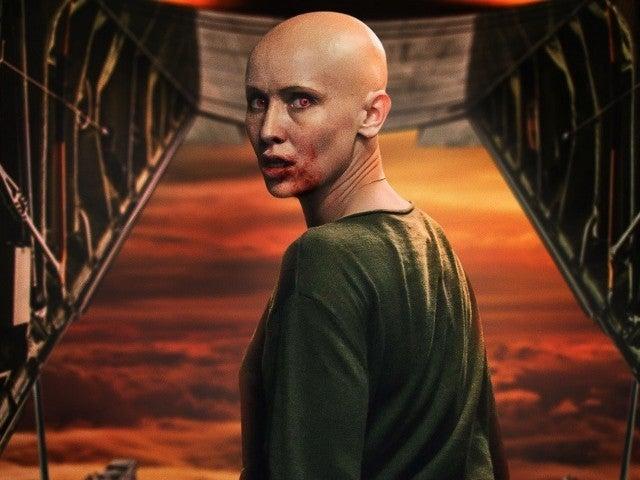 Netflix's New Vampire Horror Movie Slays Competiton, Hits No. 1
